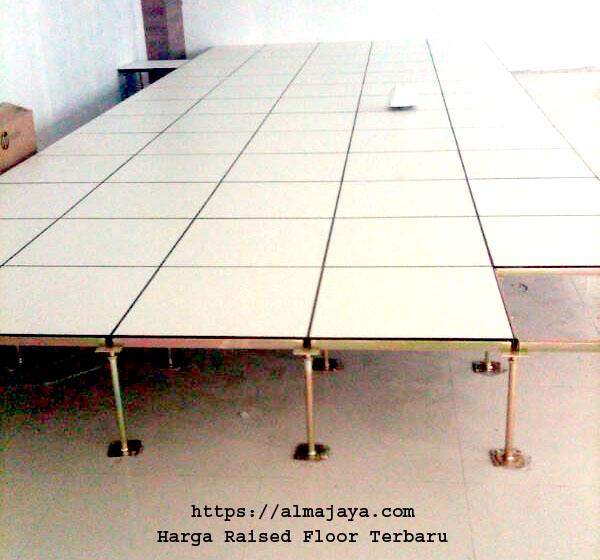 raised floor untuk data center